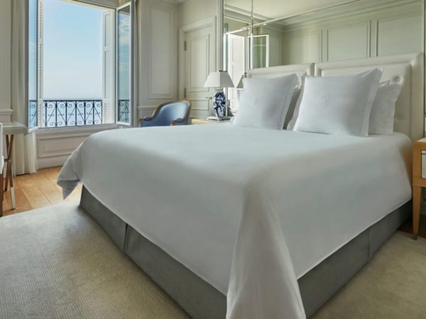 Four Seasons Hotel Grand Hotel du Cap Ferrat Palace Sea View Room