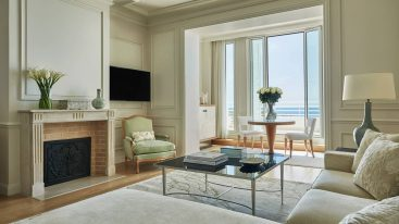 Four Seasons Hotel Grand Hotel du Cap Ferrat Palace Sea View Suite