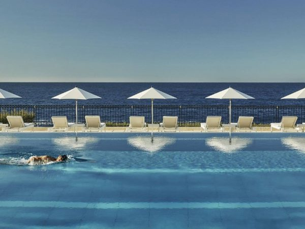 Four Seasons Hotel Grand Hotel du Cap Ferrat Pool