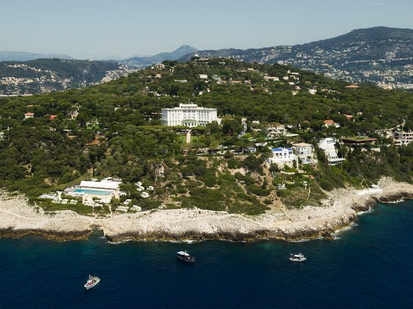 Four Seasons Hotel Grand Hotel du Cap Ferrat River View
