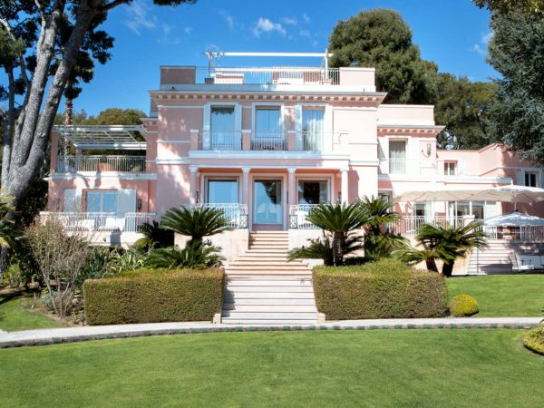 Four Seasons Hotel Grand Hotel du Cap Ferrat Villa Rose Pierre