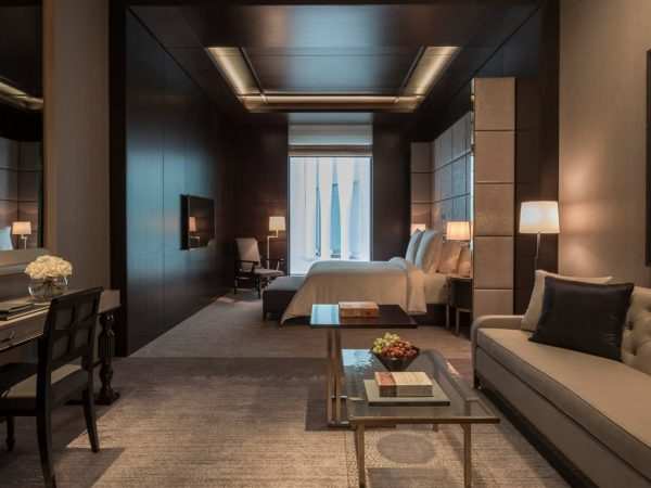 Four Seasons Hotel London at Ten Trinity Square Executive Room