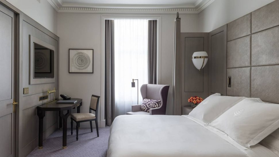 Four Seasons Hotel London at Ten Trinity Square Superior Room