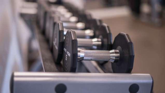 Four Seasons Hotel Megve Gym