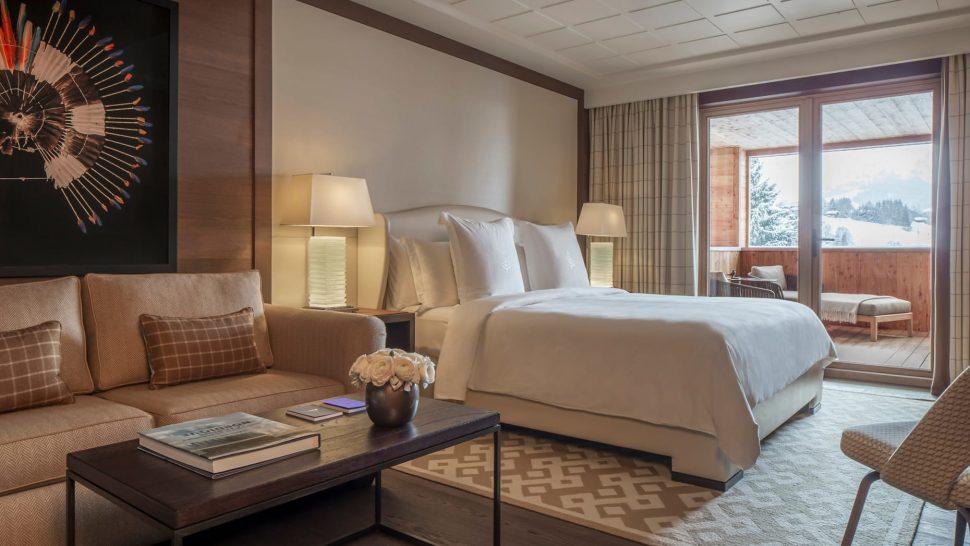 Four Seasons Hotel Megve Junior Suite
