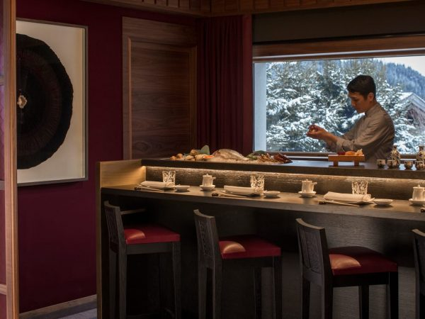 Four Seasons Hotel Megve Kaito