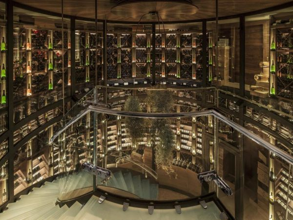 Four Seasons Hotel Megve Lobby
