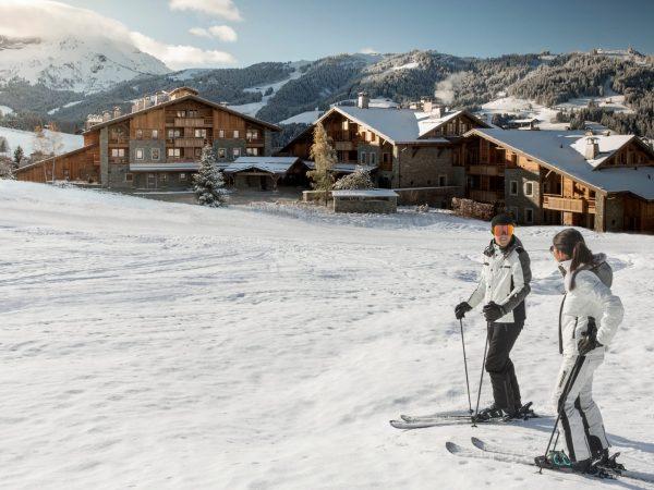 Four Seasons Hotel Megve Ski