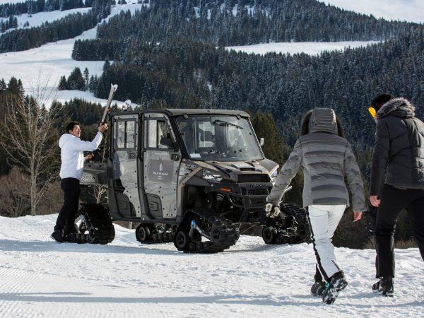 Four Seasons Hotel Megve Ski Concierge