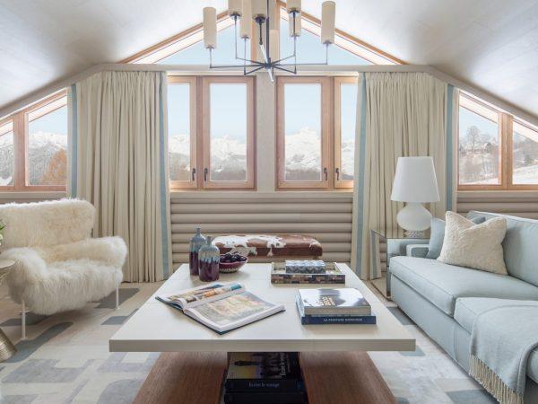 Four Seasons Hotel Megve Suite Mont D'Arbois