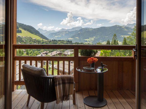 Four Seasons Hotel Megve Suite des Alpes