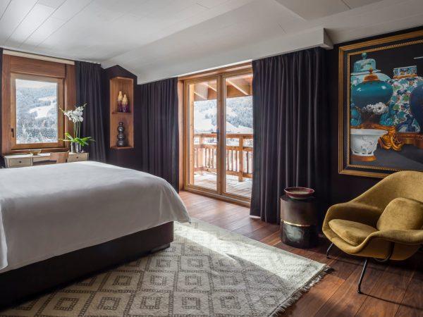 Four Seasons Hotel Megve Suite des Aravis