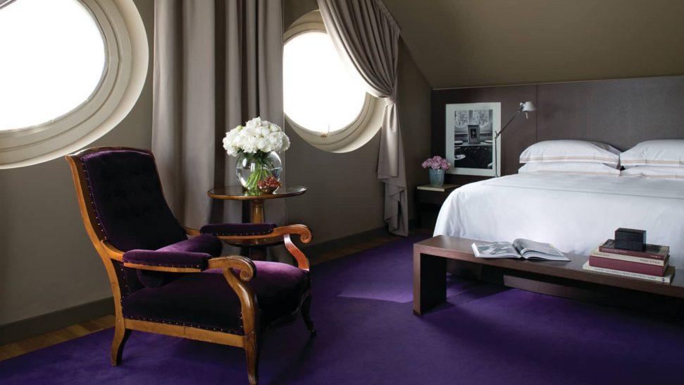 Four Seasons Hotel Milan Designer Suite