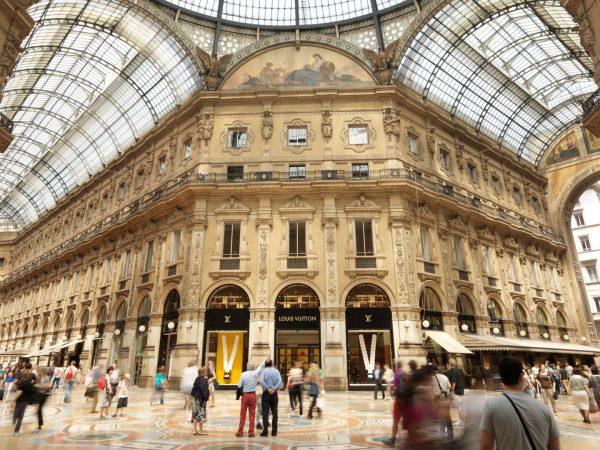 Four Seasons Hotel Milan Exterior