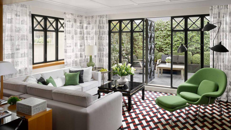 Four Seasons Hotel Milan Fashion Suite
