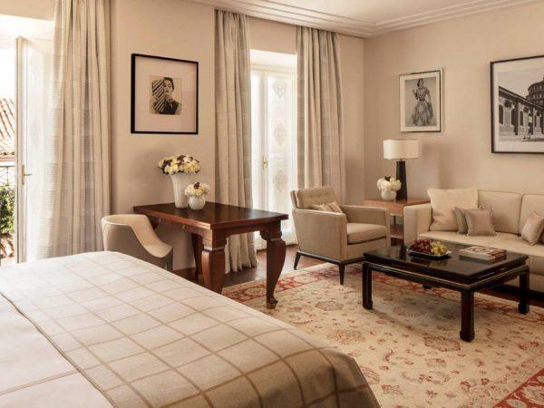 Four Seasons Hotel Milan Four Seasons Executive Suite