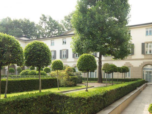 Four Seasons Hotel Milan Garden View