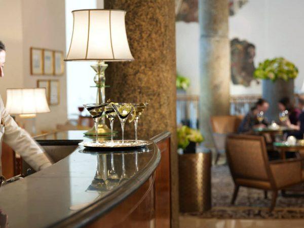 Four Seasons Hotel Milan Il Foyer