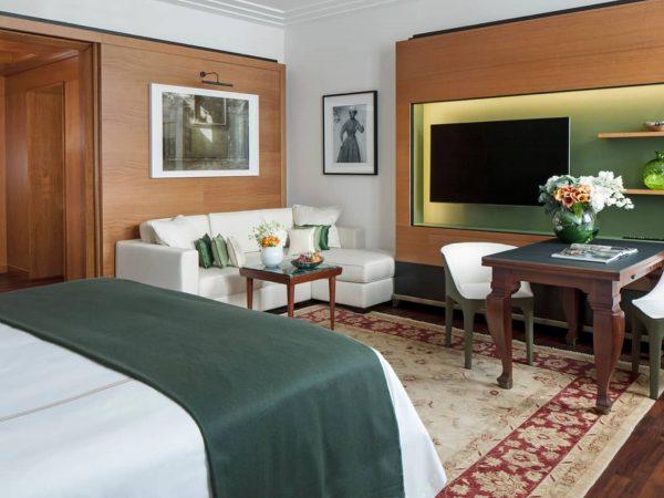 Four Seasons Hotel Milan Junior Suite