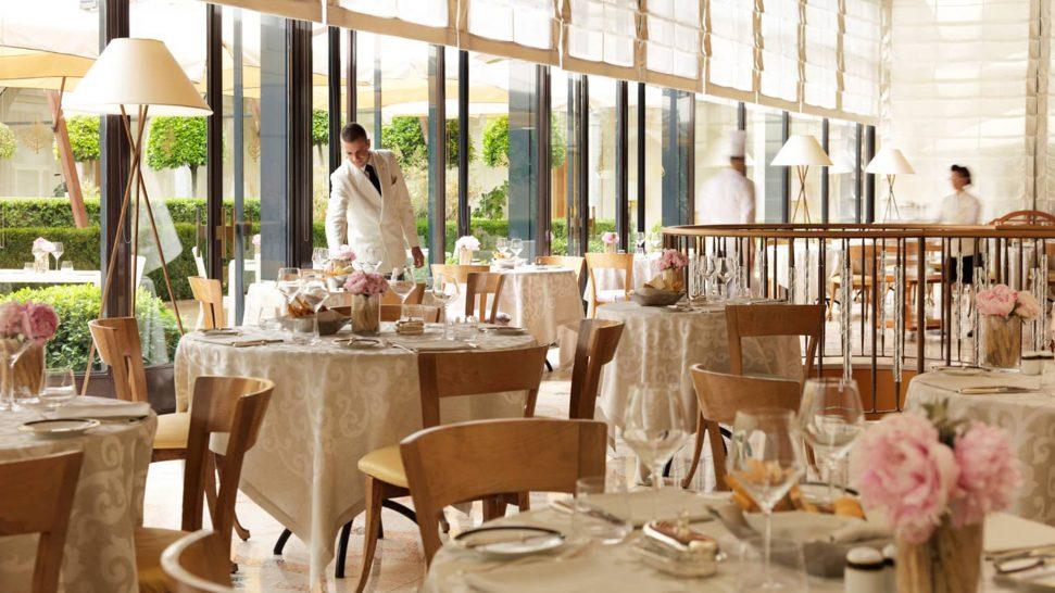 Four Seasons Hotel Milan La Veranda
