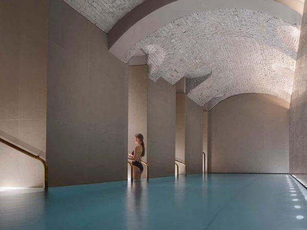 Four Seasons Hotel Milan Pool