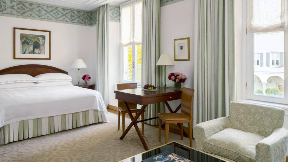 Four Seasons Hotel Milan Premium Room Garden View