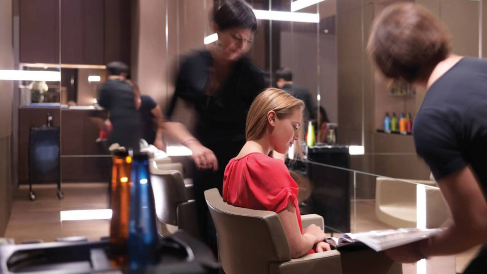 Four Seasons Hotel Milan Rossano Ferretti Hair Salon