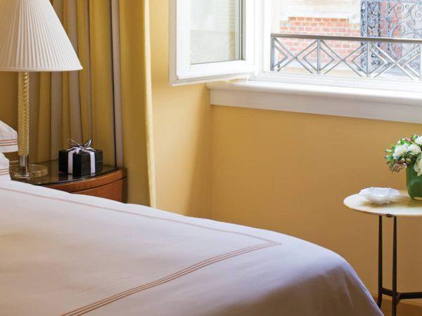 Four Seasons Hotel Milan Superior Room