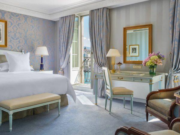 Four Seasons Hotel des Bergues Geneva Deluxe Room