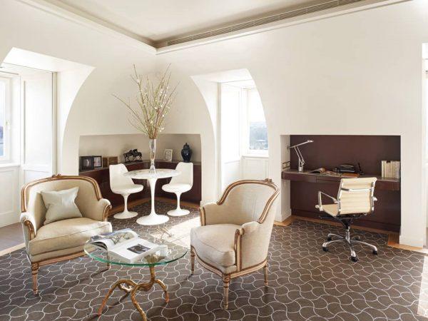 Four Seasons Hotel des Bergues Geneva Four Seasons Executive Loft Suite