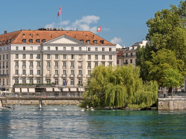 Four Seasons Hotel des Bergues Geneva Hotel Exterior