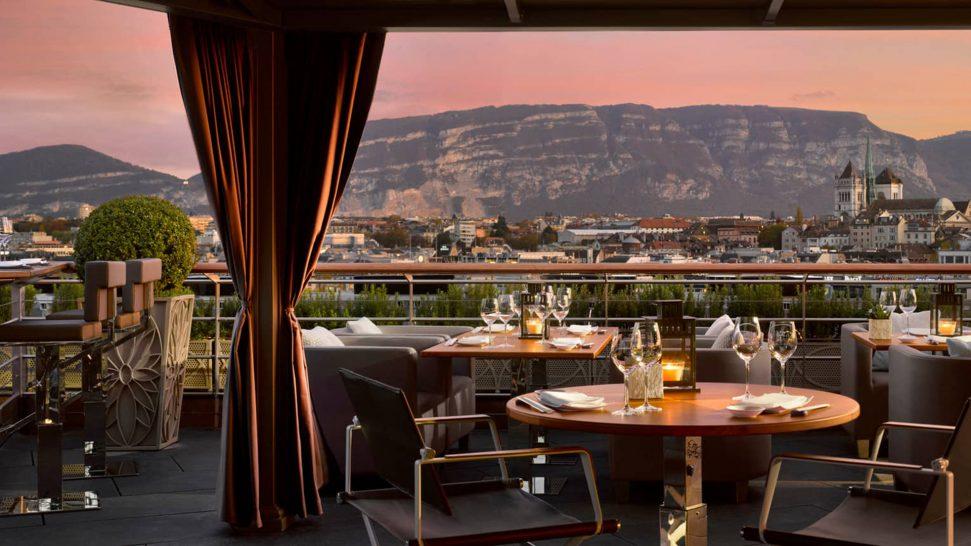 Four Seasons Hotel des Bergues Geneva Izumi