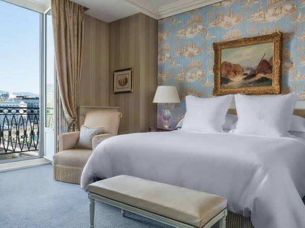 Four Seasons Hotel des Bergues Geneva Leman Suite