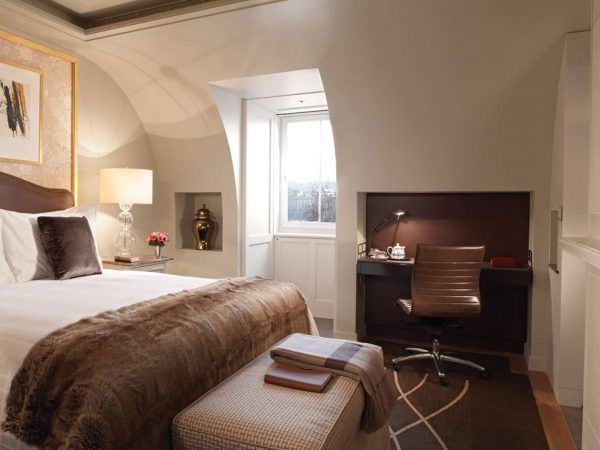 Four Seasons Hotel des Bergues Geneva Loft Studio