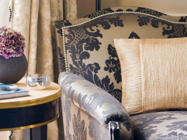Four Seasons Hotel des Bergues Geneva Presidential Suite Geneva