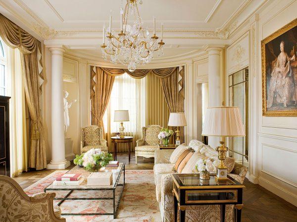 Four Seasons Hotel des Bergues Geneva Royal Suite