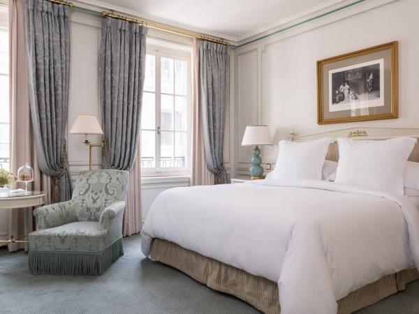 Four Seasons Hotel des Bergues Geneva Standard room