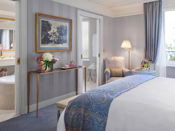 Four Seasons Hotel des Bergues Geneva Superior Room