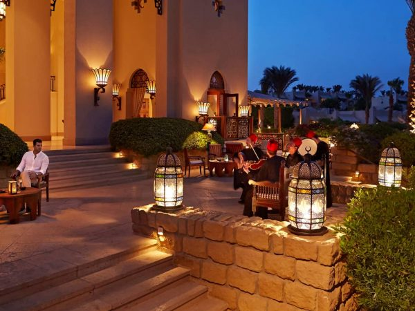 Four Seasons Resort Sharm El Sheikh Egypt Citadel Lounge