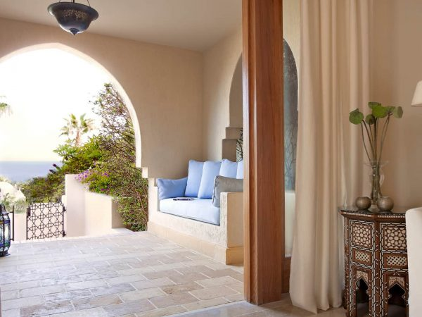 Four Seasons Resort Sharm El Sheikh Egypt Deluxe Partial Sea View Room
