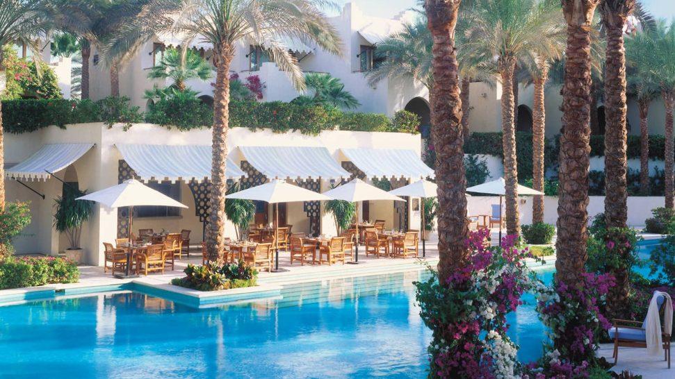 Four Seasons Resort Sharm El Sheikh Egypt Gezira Pool Bar and Restaurant