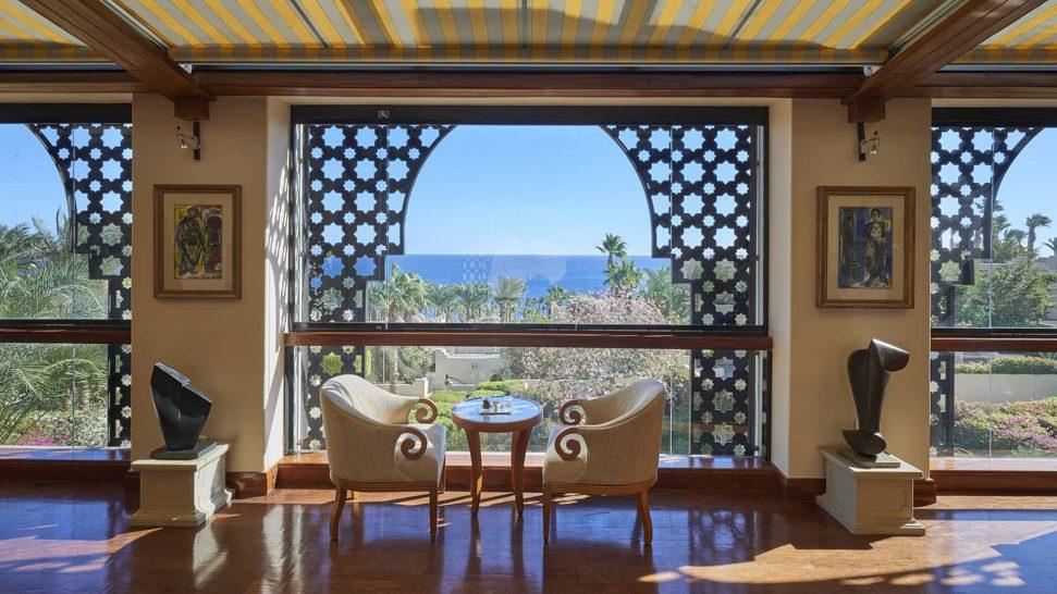 Four Seasons Resort Sharm El Sheikh Egypt Observatory LoungeFour Seasons Resort Sharm El Sheikh Egypt Observatory Lounge