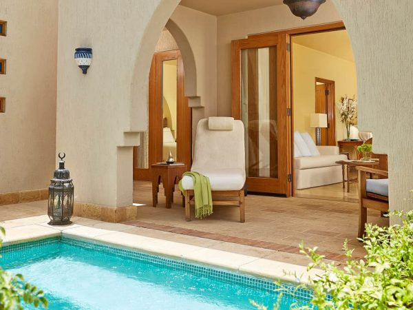Four Seasons Resort Sharm El Sheikh Egypt One Bedroom Suite with Plunge Pool