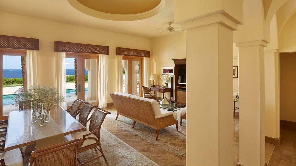 Four Seasons Resort Sharm El Sheikh Egypt Presidential Suite