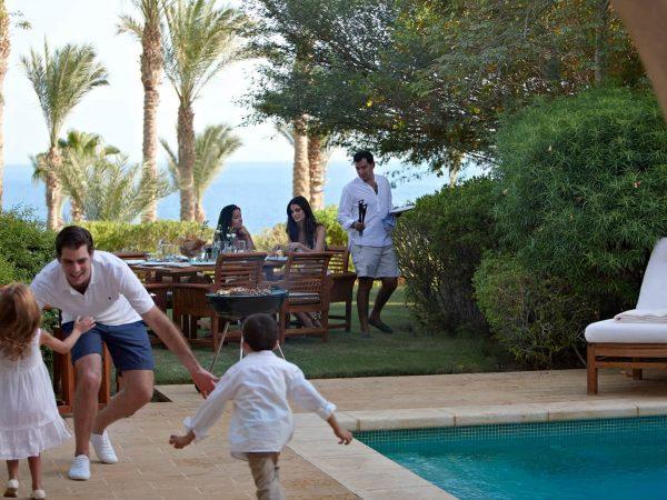 Four Seasons Resort Sharm El Sheikh Egypt Private Space Outdoors