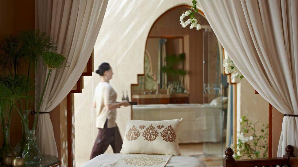 Four Seasons Resort Sharm El Sheikh Egypt Spa in The Sinai