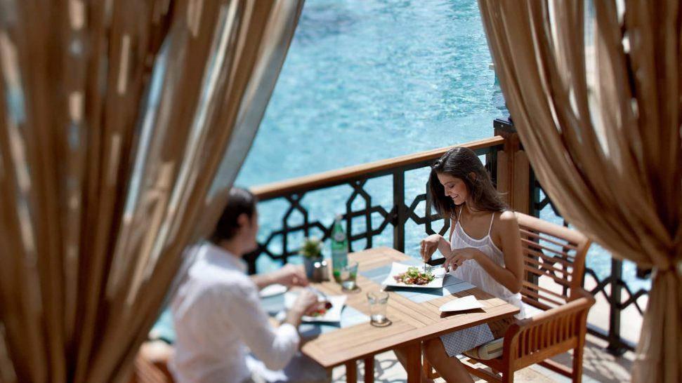 Four Seasons Resort Sharm El Sheikh Egypt Waha Pool Bar and Restaurant