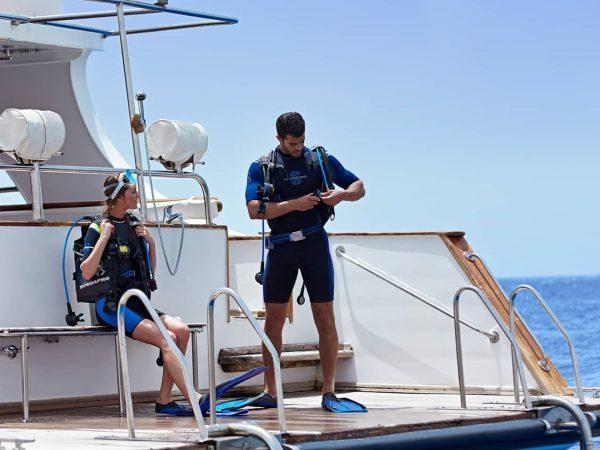 Four Seasons Resort Sharm El Sheikh Egypt World Class Diving