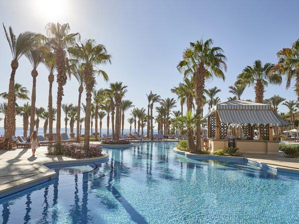 Four Seasons Resort Sharm El Sheikh Egypt Pool