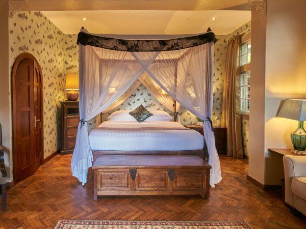 Giraffe Manor Edd's Room